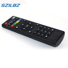 SZILBZ Universal Mini Replacement Remote Controller Android TV Box IR Remote Control For H96 Max/Hk1 Mini/MXQ//T95Z Plus/Hk1 Max(China)