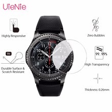 For Samsung Gear S3 smart watch Anti-scratch and explosion-proof ultra-thin tempered glass classic dial Glass Screen Protector цена и фото