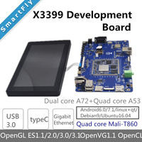 Firefly RK3399 PLUS 6 Core 64 Bit High Performance Platform Supports Dual Cameras Demo Board For