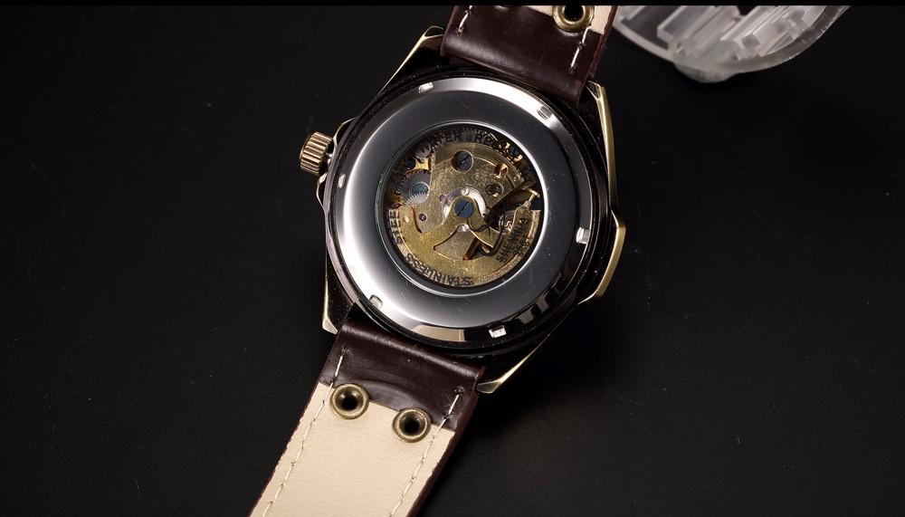 HTB1s31XOVXXXXblaXXXq6xXFXXX4 - SHENHUA Retro Bronze Mechanical Skeleton Watch for Men