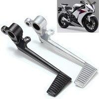Motorcycle Folding Rear Brake Foot Pedal Lever Shift For Honda CBR 1000 RR 2004 2007 05