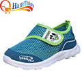 New Girls Boys Mesh Breathable Sneakers Children Shoes For Kids Flats Heels Summer Running Shoe Size 25-36 Little Kid Big Kid