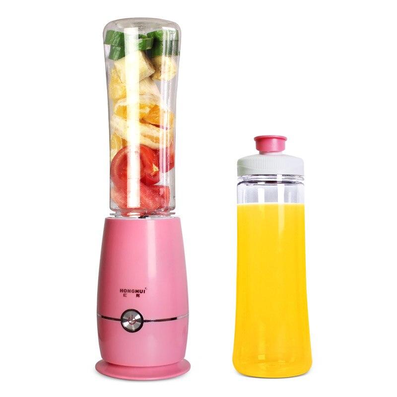 Household mini portable juicer Soya-bean milk vegetable fruit juicer