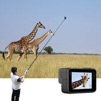 TELESIN 98 Aluminum Alloy Selfie Stick Handheld Extendable Pole Monopod For Gopro Hero 5 4 3