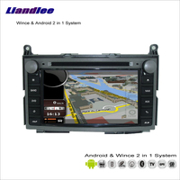 Car Android Multimedia Stereo For Toyota Venza 2008 2013 Radio CD DVD Player GPS Navigation Audio