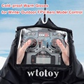 FPV Aero Model Remote Controller Cold-proof Gloves Wind-proof Gloves Protective Gloves