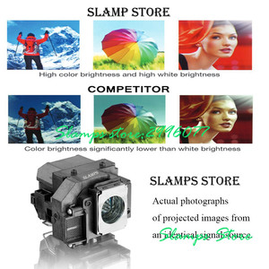 Image 3 - Yüksek Kaliteli ELPL54 V13H010L54 EB S7 EB S7 + EB S72 EB S8 EB S82 EB X7 EB X72 EB X8 EB X8E EB W7 EB W8 için Projektör lambası Epson