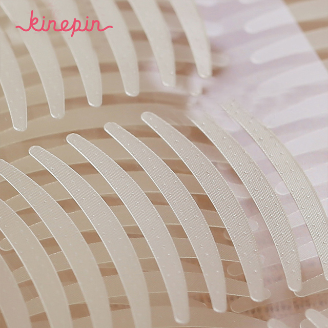KINEPIN 1056pcs Eyelid Tape Sticker Invisible Eyelid Paste Transparent Self-adhesive Double Eye Tape Tools 4