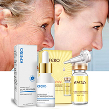 efero Six Peptides Anti Wrinkle Serum Moisturizing Whitening Essence Face Cream Anti-Aging Serum For Face Repair Skin Care Cream