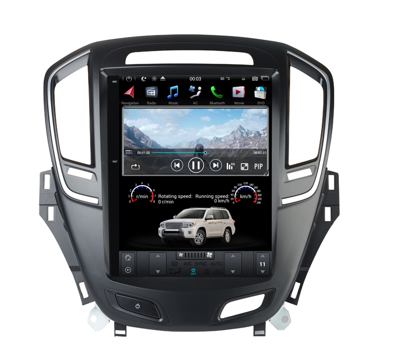 Tesla Style Android 712 Car Dvd Player Gps Navigation For Buick Rhaliexpress: Buick Navigation System With Audio At Gmaili.net