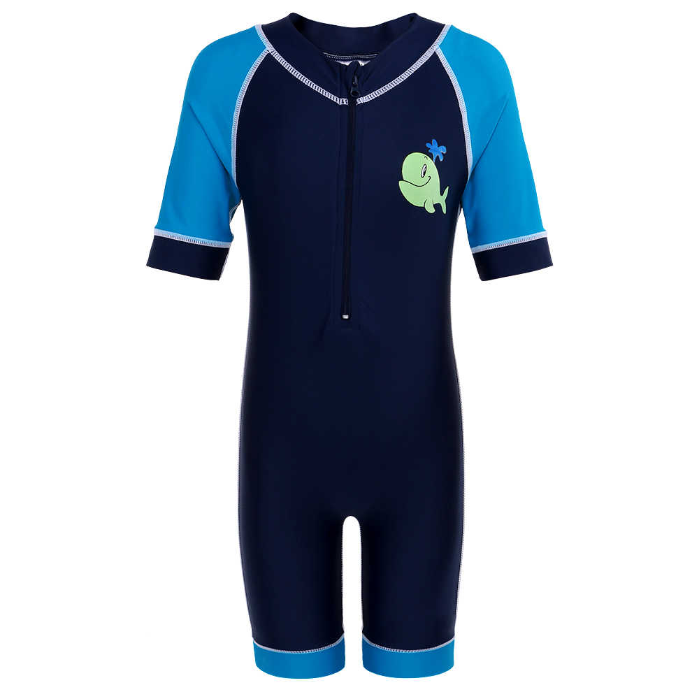6696314ffb Girls Rash Guard Kids 4-Way Stretch Fabric Swimsuit Sun Protection (UPF50+)  Bathing