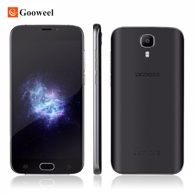 Original Doogee X9 Pro Cell phone MTK6737 Quad Core Android 6.0 Mobile Phone 5.5 Inch HD IPS 2G RAM 16G ROM 4G Unlock Smartphone
