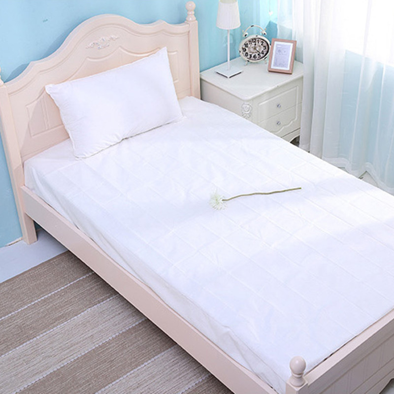 Disposable Sheets For Hotels: 200x180cm Disposable Anti Dirty Bed Sheets Portable Travel
