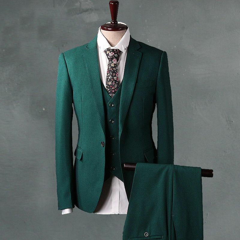 Design VIVODSICCO Moderne Herren Anzug Formale Oxfords