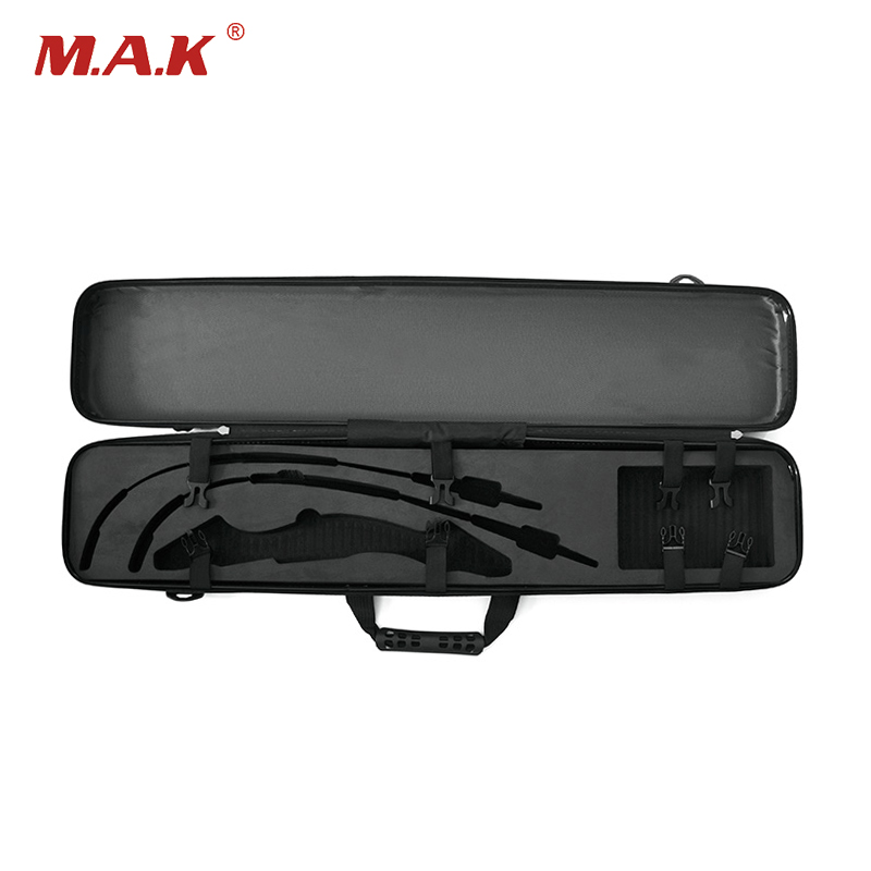 1pc 95*18*12 cm Recurve Bow Box ABS Plastic Hard Shell Box Suit All Recurve Bow Accessory for Archery Accessory 1pc 95