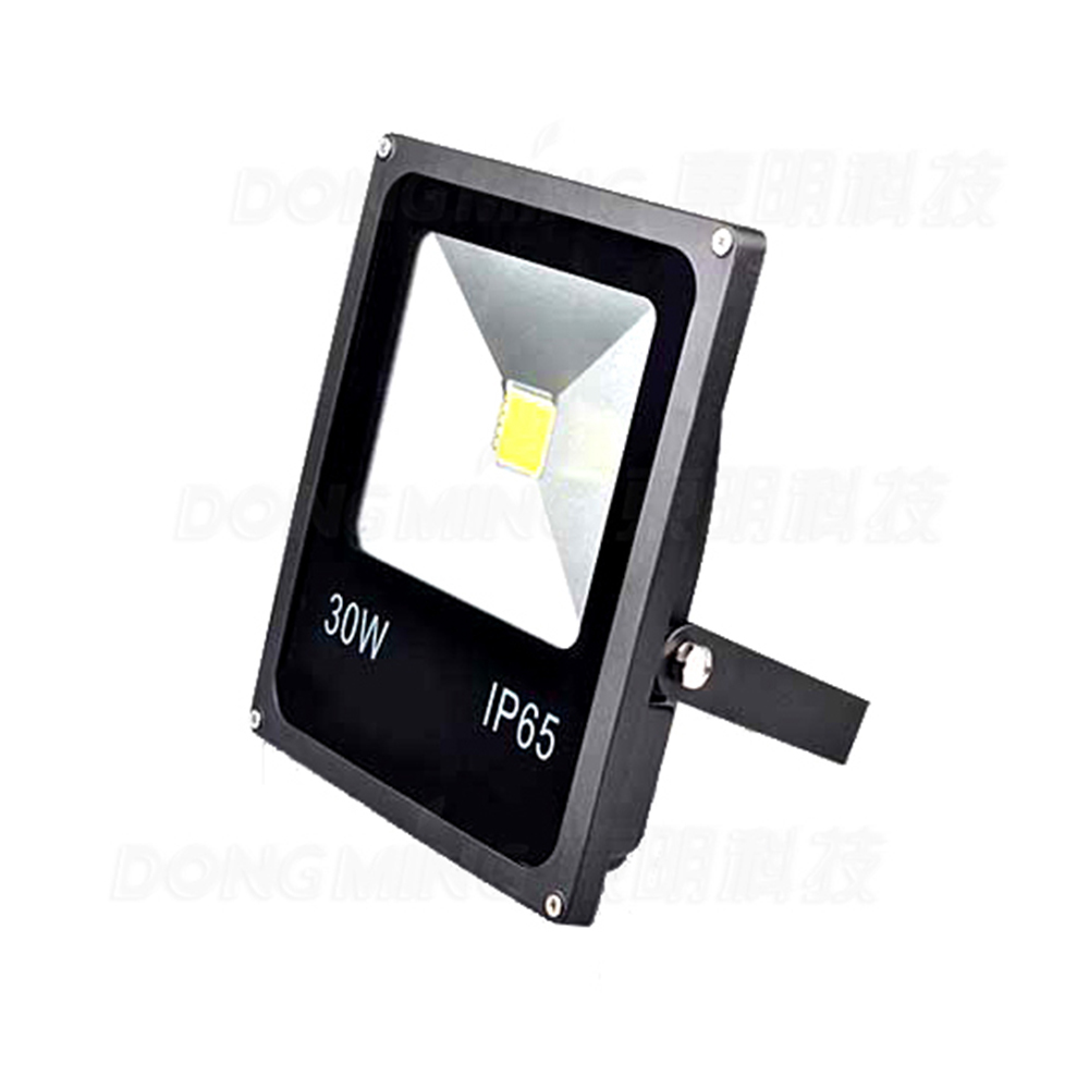 LED FloodLight 30w led Flood light spotlight outdoor lighting ip65 waterproof cold/warm white rgb led reflector купить