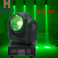 10PCS/LOT Factory price 60w rgbw 4in1 beam moving head light 10/13CH cheap led dj lights Shary 60w beam 4in1 rgbw moving head