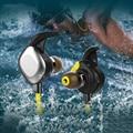 Binaural auriculares estéreo universal de auriculares Bluetooth inalámbrico deportes funcionamiento impermeable