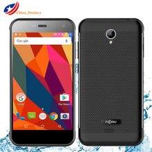 Nomu S20 4G niech IP68 woda odporna na wstrząsy smartfon 3GB + 32GB 13MP 3000mAh Android 6.0 5.0 cala 1280x720 OTG telefon komórkowy