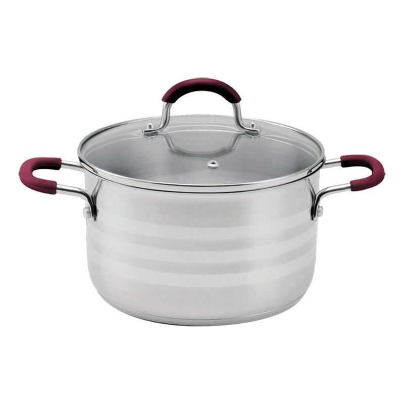 Pot with lid Esprado Optimale OPTL18VE101 ковш с крышкой esprado optimale