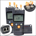 Proskit MT-7602 4 в 1 волоконно-оптический измеритель мощности Шесть длина волны Лазера волоконно-оптический тестер волоконно-Оптический тестер кабельных Сетей