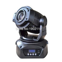 Niugul Free Shipping 90W LED Moving Head Spot Stage Lighting 90W 3 Face Prism Led Moving