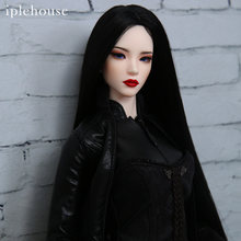 New Arrives Iplehouse FID Miho BJD Dolls 1/4 High Quality Fashion 45.5cm Gril Body For Girl Toys Best Birthday Gifts IP(China)