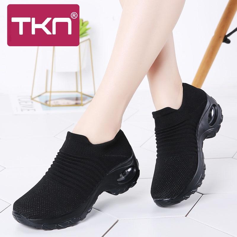 summer women flats shoes ladies casual sneakers breathable mesh non-slip rubber sole tenis feminino woman platform sneakers 1871