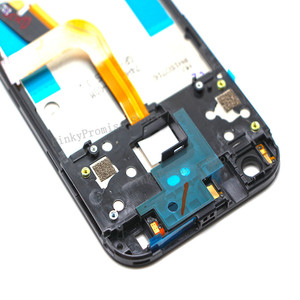 Image 4 - LCD For HTC One Mini 2 Display Touch Screen Digitizer with Frame for HTC One Mini 2 LCD M8 Mini Display Replacement