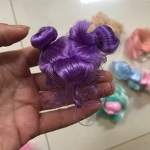 Fashion Lol Wig Toys Accessories Baby Girl Dolls Toy For