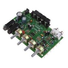 Dx0809 12v 60w Hi Fi Stereo Audio Power Amplifier Volume Tone Control Board Kit 160w 2 bluetooth tda7498e home digital amplifier stereo hi fi audio power amplifier apt x