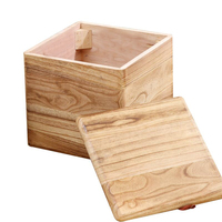 10%Multi functional storage stool storage stool can sit adult wood debris storage storage box creative shoes bench