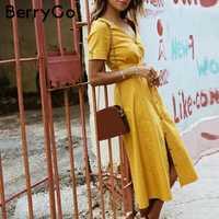 1f4323340bba желтый дешево слипоны дождь коренастый обувь желе Японский мех ...