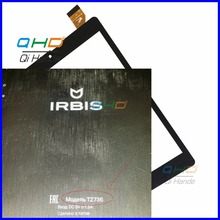 "New 7"" inch Tablet Capacitive Touch Screen Replacement For Irbis TZ736 TZ 736 Digitizer External screen Sensor Free Shipping"