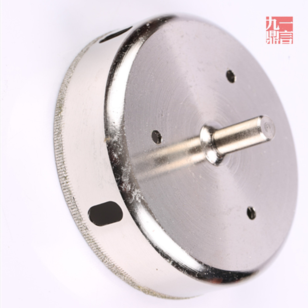 1pc 160mm glass hole saw drill bit diamond electroplated for glass drilling hole large size free shipping 1piece electroplated diamond grinding wheel dia 65mm hole 22mm for round and straight 3 12mm glass edge tz74