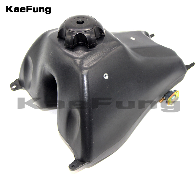 Motorcycle Parts Gas Fuel Tank With Cap Petcock Petrol Resivore For CRF 70 CRF70 TK02 Trail Bike Gas Tanks Dirt Pit Bike
