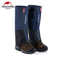 Naturehike outdoor Wandelen Trekking Slobkousen schoenen cover Camping wandelen klimmen skiën Waterdichte laarzen Slobkousen sneeuw been warmer