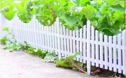 10pcs lot white fence plastic fence garden fencing wholesale.jpg 250x250