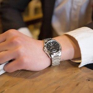 Image 4 - Casio 시계 남성 최고 브랜드 럭셔리 석영 watche 군사 50m 방수 남성 패션 시계 손목 시계 간단한 축광 시계 시계를 설정 relogio masculino reloj hombre erkek kol saati montre homme zegarek meski MTP 1370
