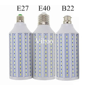 Image 5 - 7W 12W 15W 25W 30W 40W 50W 60W 80W 100W E27 B22 E40 SMD 5730 5630 LED corn bulb light droplight lighting Pendant downlight lamp