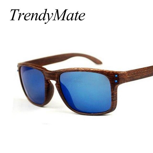 Chaude Bois lunettes de Soleil Hommes Vintage Marque Designer Lunettes de  Soleil pour Hommes Marque Lunettes 47a8023b1ae6