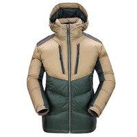Грааль открытый тяжелый пуховик лыжный костюм для Для мужчин Зимние виды спорта Mountain куртка ветрозащитный воды reppellency дышащая 6523A