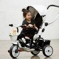 Детские трехколесный велосипед корзина детская коляска