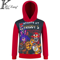 Five Nights At Freddy Kids Boy Long Sleeve Clothes 4-12 yrs Children T-shirt Fnaf T Shirts With Freddy Tshirt Toddler For Boys