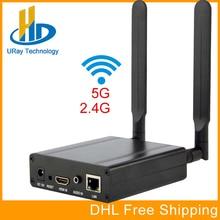 MPEG4/H.264 AVC WIFI HDMI Streaming De Vídeo Codificador Codificador Sem Fio Wi-fi HDMI Transmissor Transmissão Ao Vivo H264 IPTV Codificador