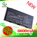 Golooloo 6600mAh laptop battery BTY-M6D E6603 For MSI GT60 GT660 GT663 GT660R GT663R GT670 GT680 GT680DX GT680DXR GT680R