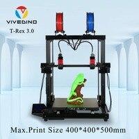 Большой 3D принтеры с BLTouch Сенсор для авто кровать выравнивания Недавно добавленные лазерных принтеров