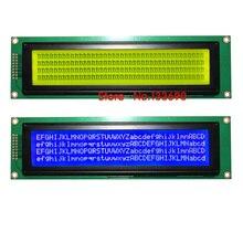 1 sztuk 40x4 4004 40*4 404A moduł znakowy wyświetlacz LCD niebieski białe podświetlenie LED KS0066 SPLC780 lub kompatybilny