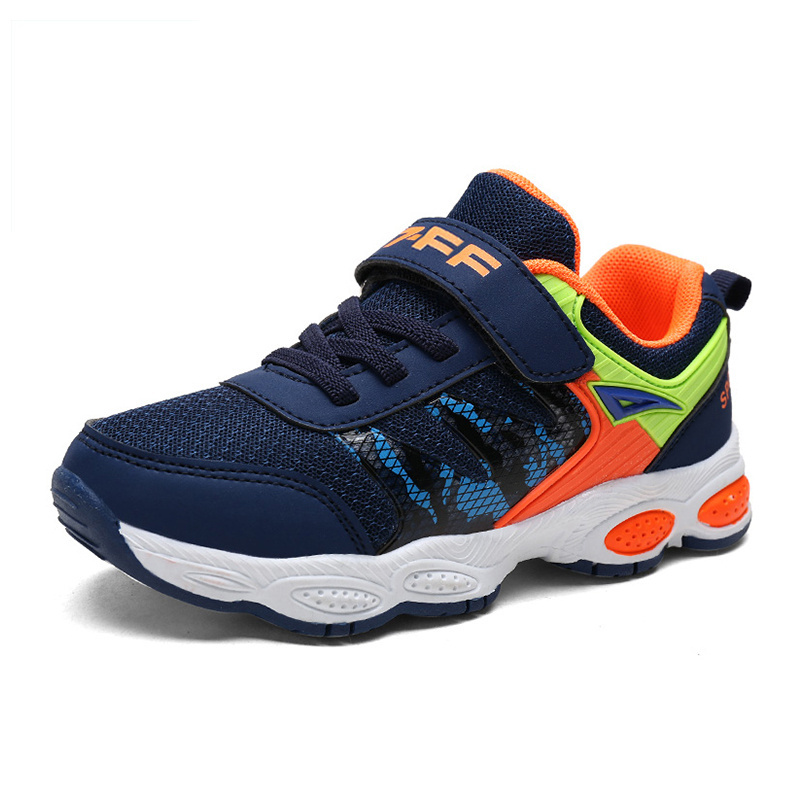 New Breathable Mesh Kids Running Shoes Casual Soft Non-slip Children Sneakers Light Fashion Magic Post Boys Shoes Size 28-39New Breathable Mesh Kids Running Shoes Casual Soft Non-slip Children Sneakers Light Fashion Magic Post Boys Shoes Size 28-39
