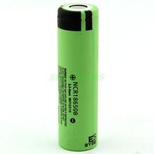 Фонарик 4 шт./партия 18650 NCR18650B литий-ионный аккумулятор 3,7 V 3400mAh для Panasonic